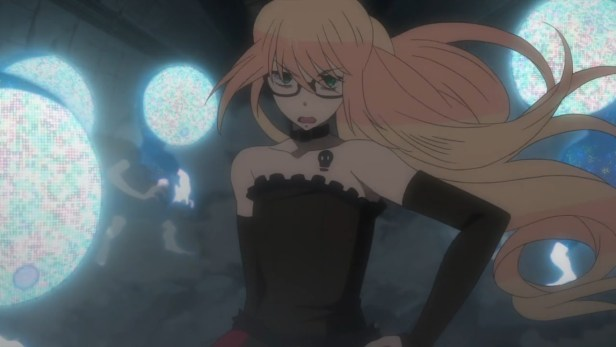 Load Galax from Gatchaman Crowds