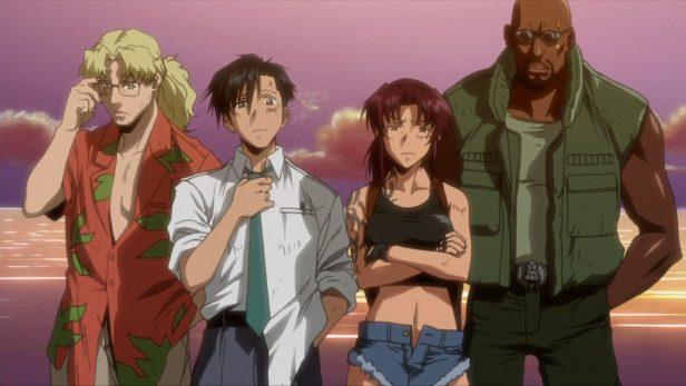 anime races