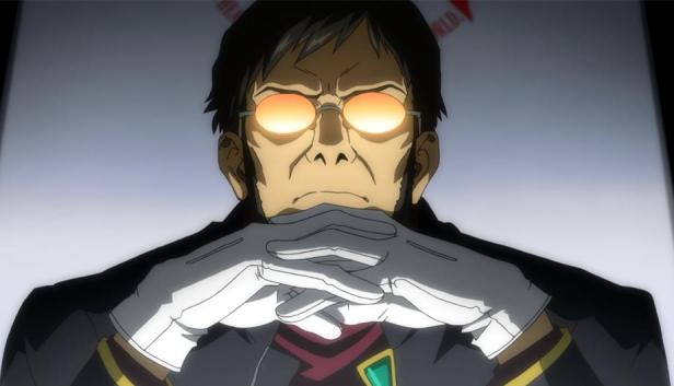 gendo from nge