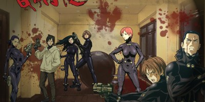 anime series like gantz