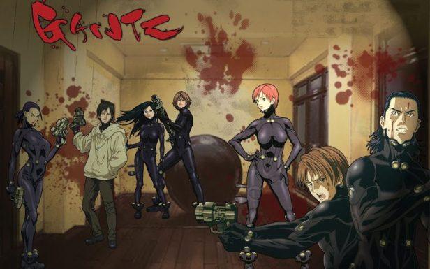 anime series like gantz