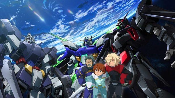 gundam age anime