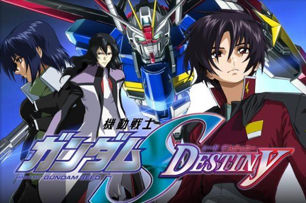 gundam seed destiny anime