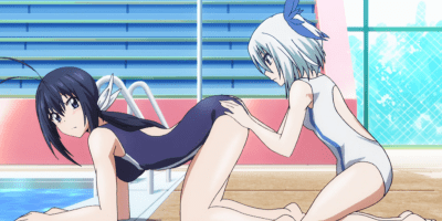 signs you are watching a fan service anime
