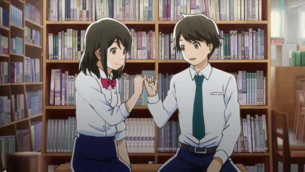 anime series like Tsuki ga Kirei