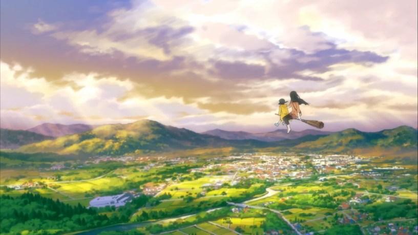 magic realism in anime