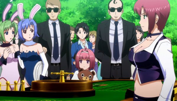 rio rainbow gate anime
