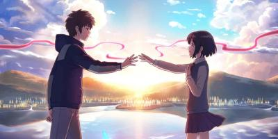 your name anime