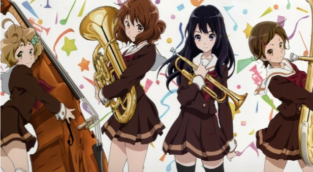 Sound! Euphonium anime