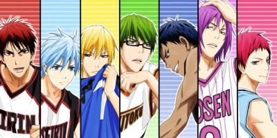 anime series like kuroko's basketball