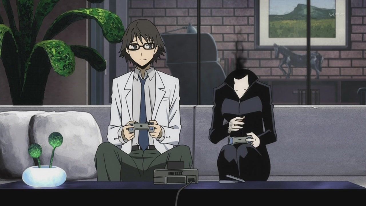 Durarara dating sim game