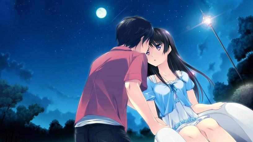 mutliple couples anime
