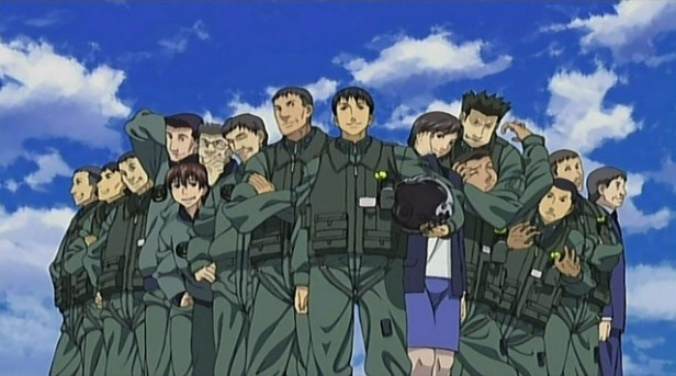 rescue wings anime