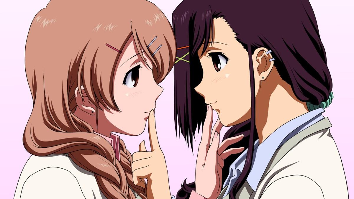Anime Yuri