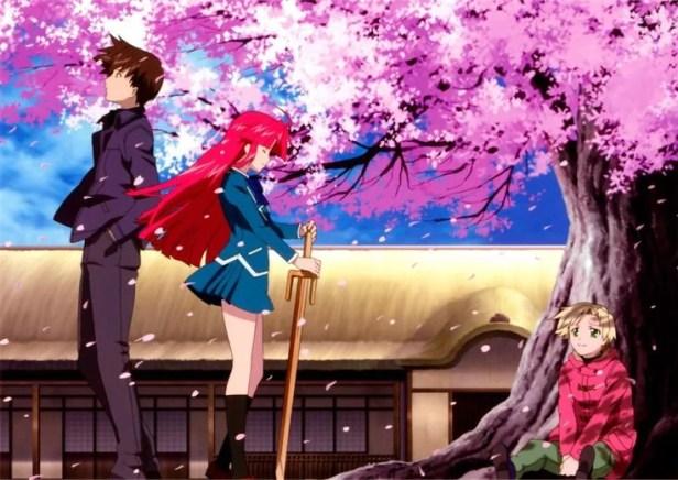 kaze no stigma anime