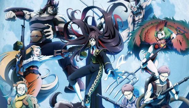 zodiac war anime