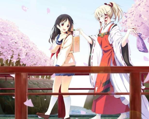 inari kon kon anime