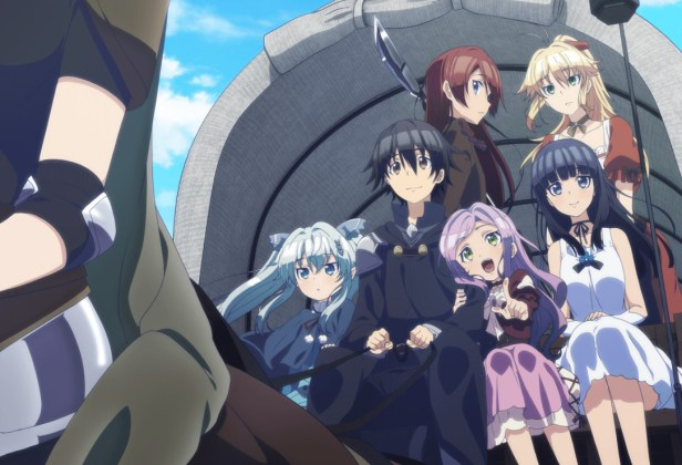 death march anime