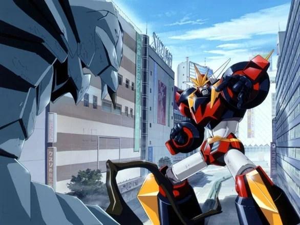 daiguard anime
