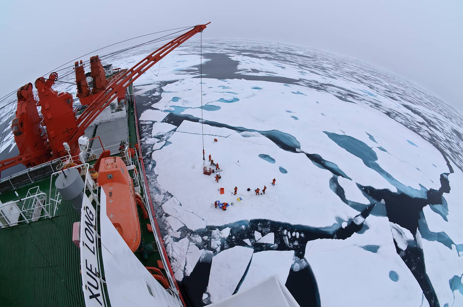 china arctic opportunities