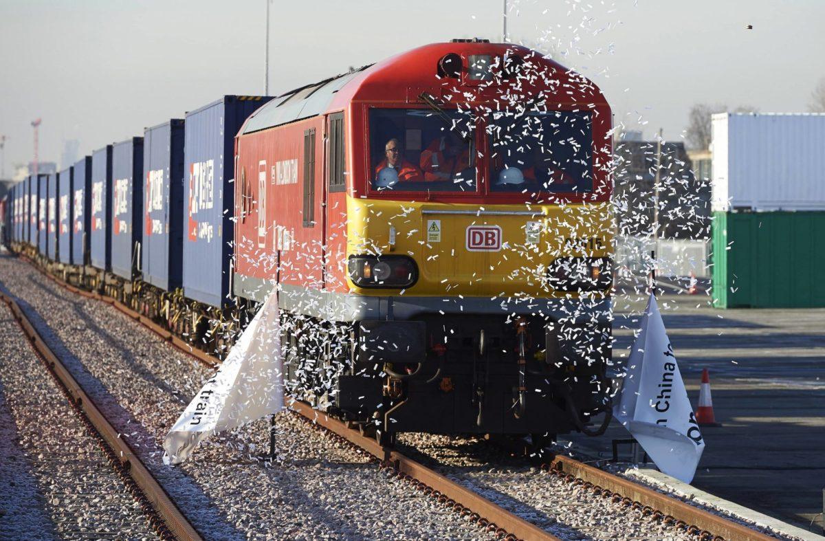 China's Shrewd Bet on Intercontinental Rail