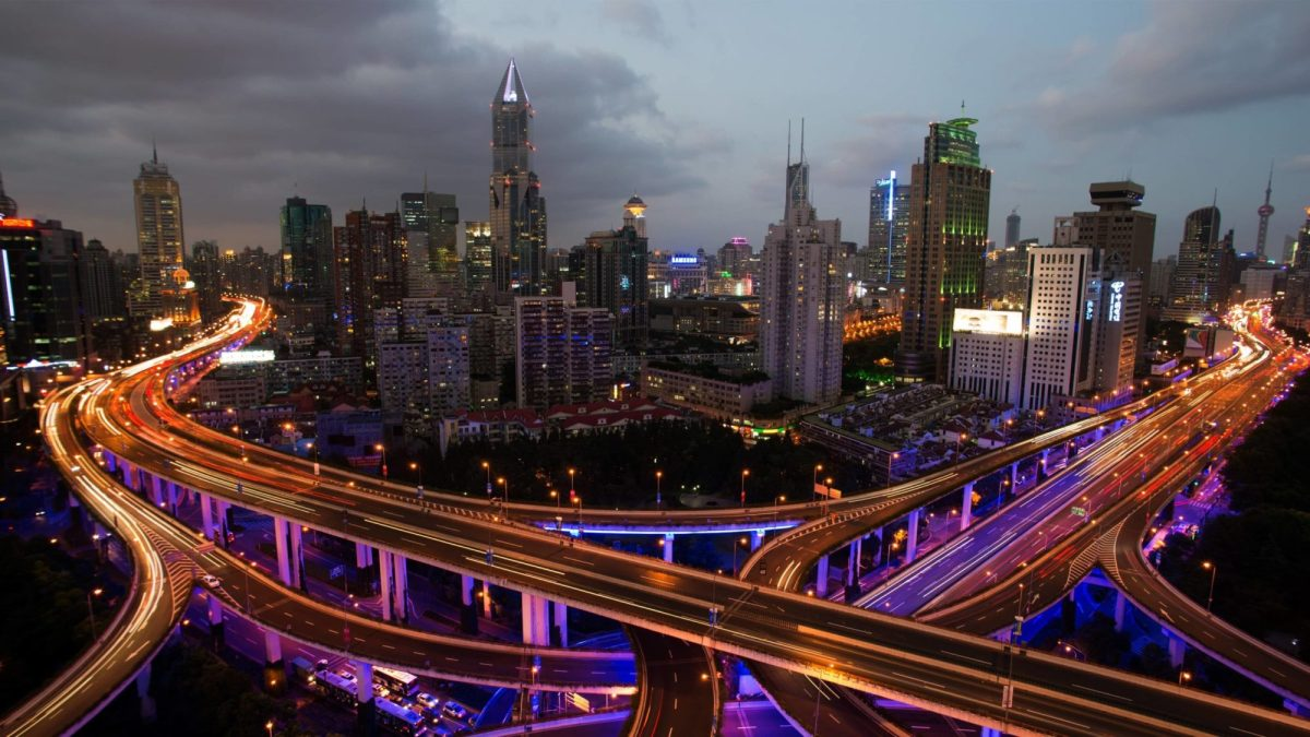Asia's Infrastructure Contest