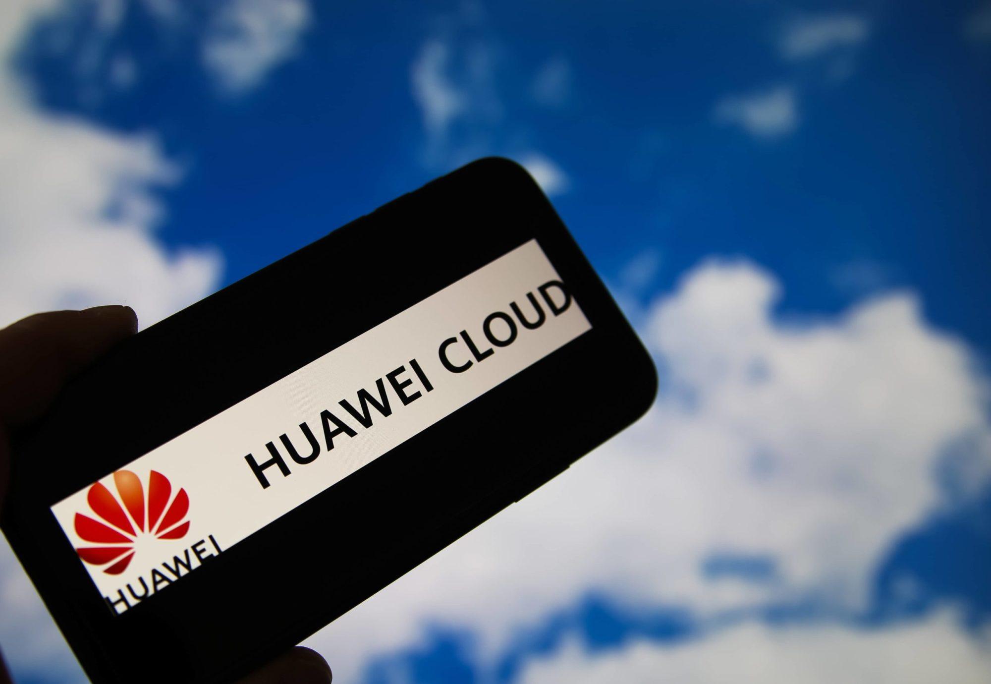 Huawei's Global Cloud Strategy