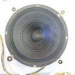 Emerson 8 in field coil speaker repair, Speaker Exchange, Speakerex