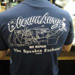 Speaker Exchange Blown Away T-shirts