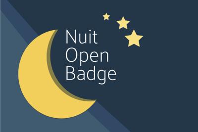 Nuit Open Badge