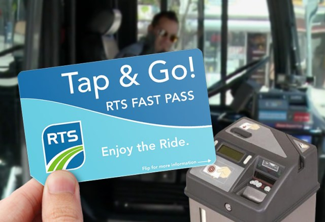RTS Tap & Go Card