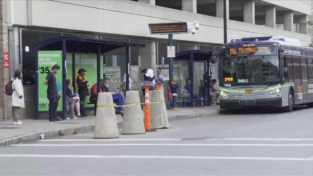 RTS Transit Center