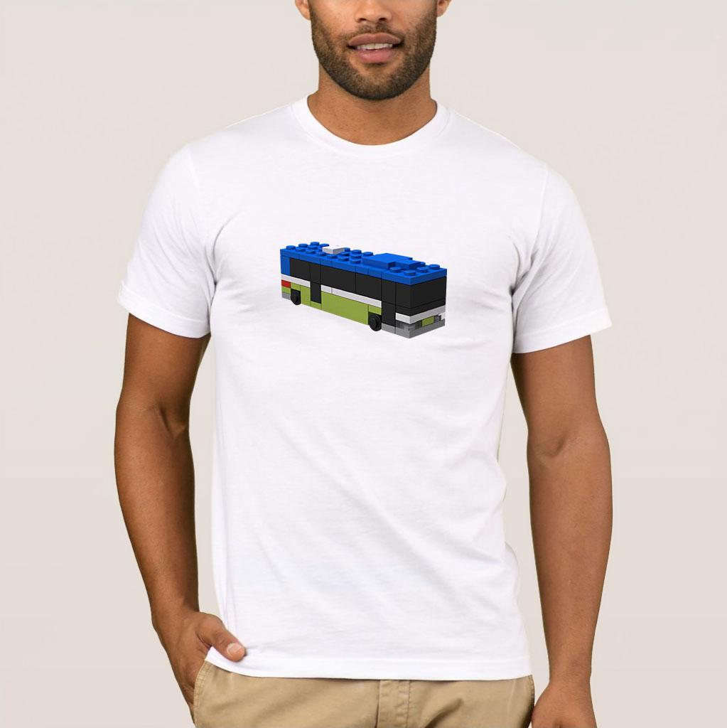 LEGO® RTS Bus T-shirt