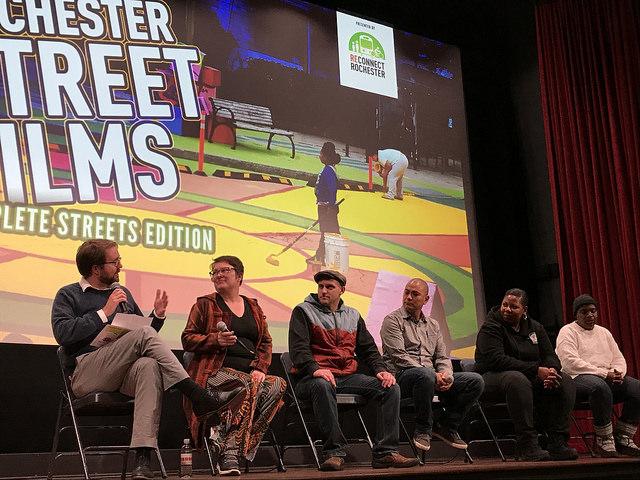 Rochester Street Films 2018