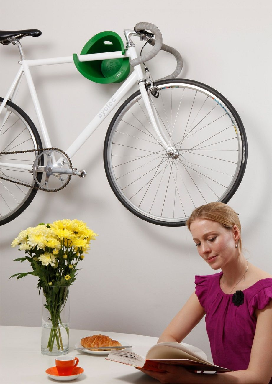 Cycloc Bicycle Storage.
