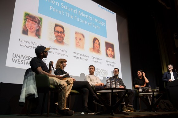 record-play music industry panels