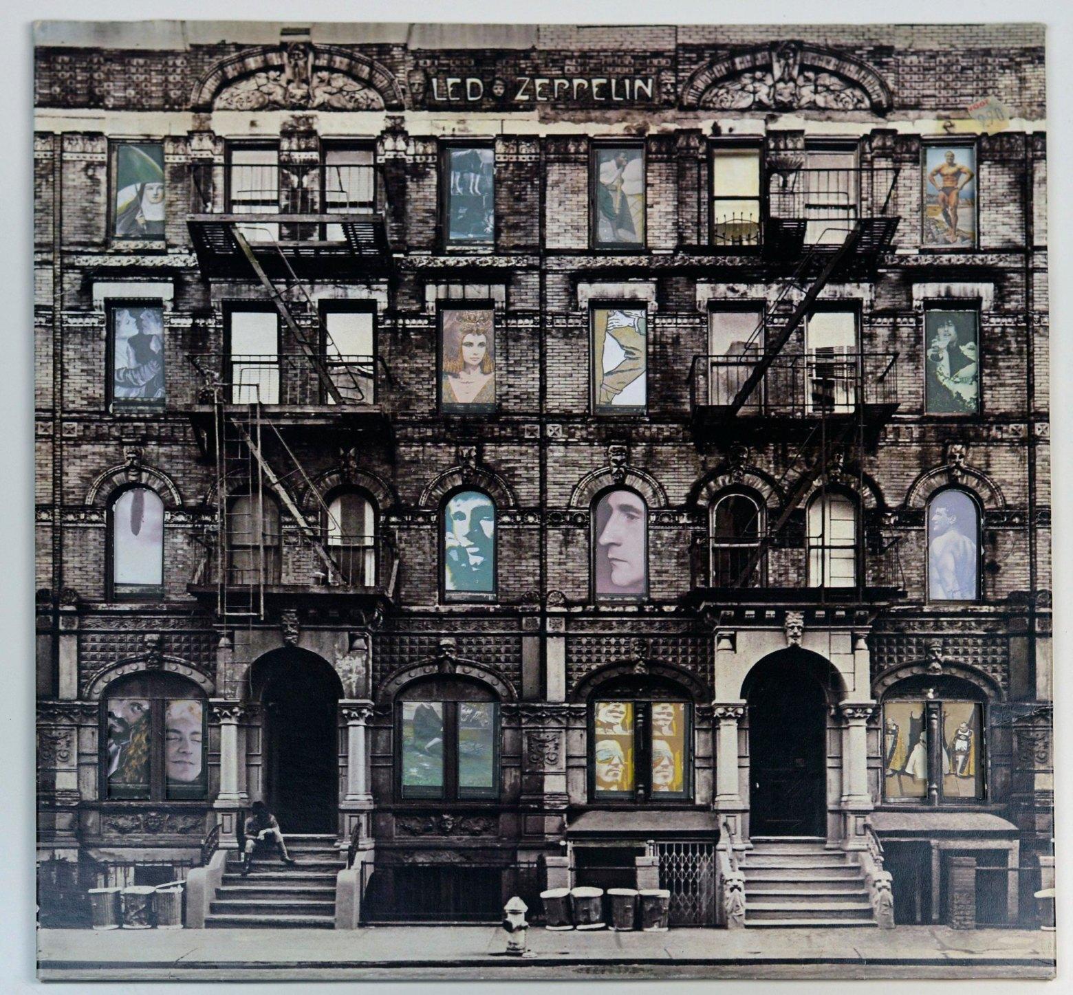Physical Graffiti – Led Zeppelin Cover