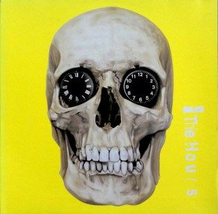 Damien Hirst's & Jason Beard's covers for the five singles by The Hours.