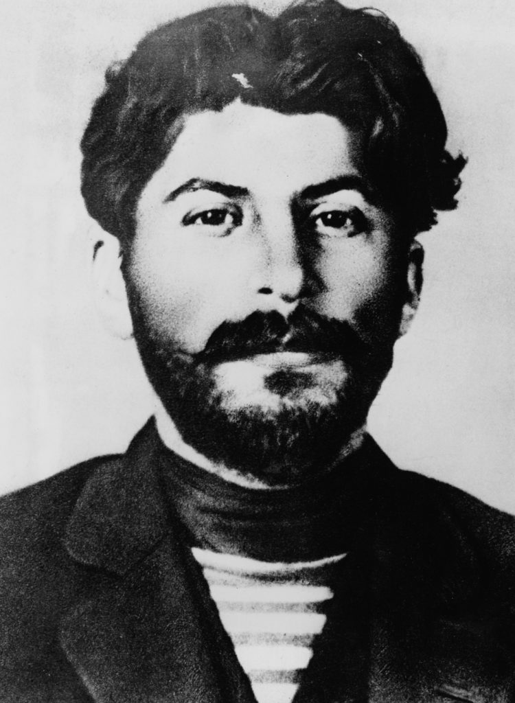 Soviet revolutionary and future dictator Joseph Stalin (1879 - 1953), 1911. (Photo by Hulton Archive/Getty Images)