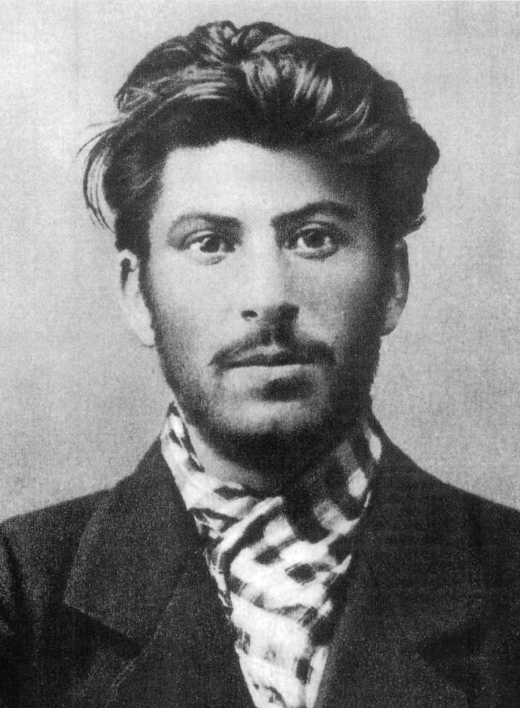 Josef Stalin 1878 – 1953. Aged 23 in 1901. Stalin became leader of the Soviet Union from the mid-1920s until his death in 1953. (Photo by: Universal History Archive/UIG via Getty Images)