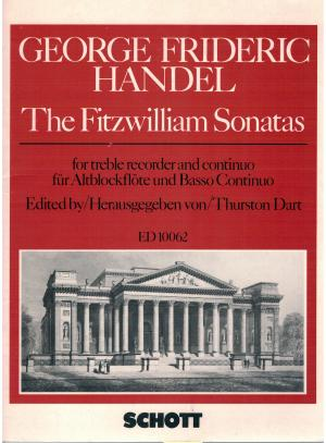 Handel sonatas like these Fitzwilliam Sonatas are great for playing bass clef from basso continuo parts.