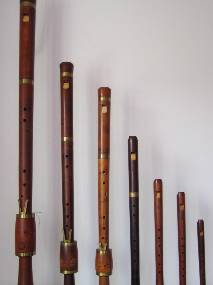 renaissance wind instruments