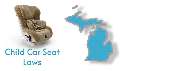 Michigan Car Seat Laws a Summary