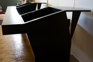 Music Studio Desk | The Stealth