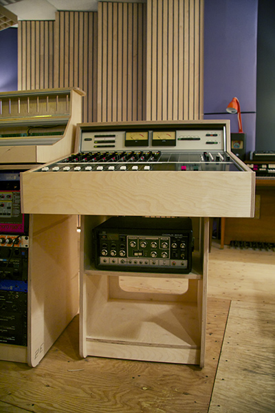 Ward Beck 1202 Mixing Console | Recording Studio Furniture