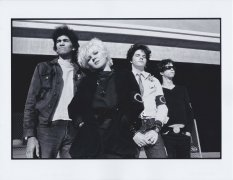 Germs – Original Signed Limited Edition Photograph by Ronn Spencer (Darby Crash)