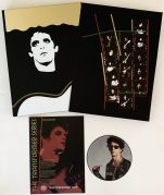 """Lou Reed & Mick Rock – Signed Limited Edition Genesis Publications Book """"Transformer"""" (One of a small number signed by Reed) / Velvet Underground"""