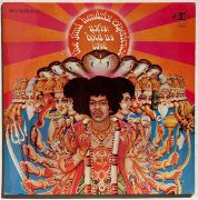 The Jimi Hendrix Experience – 1960s Factory Sealed 'Axis: Bold As Love' LP