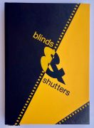 """The Beatles, Rolling Stones – Limited Edition """"Blinds & Shutters"""" Genesis Book, Signed by Peter Blake, Bill Wyman, Julie Driscoll and famed British artists Peter Blake, Bridget Riley, Etc."""