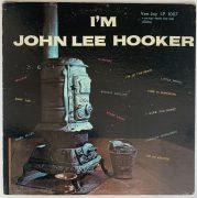 """John Lee Hooker – 1960 """"I'm John Lee Hooker"""" LP Owned By Bill Wyman (Rolling Stones) / (Artist Owned)"""